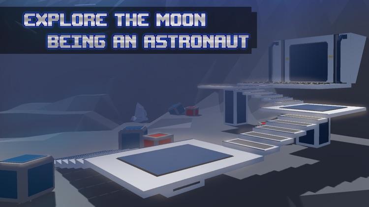 Moon Space Station Survival 3D
