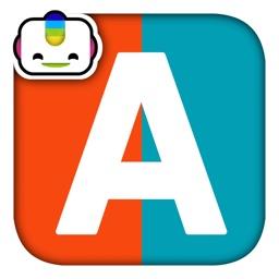 Bogga Alphabet