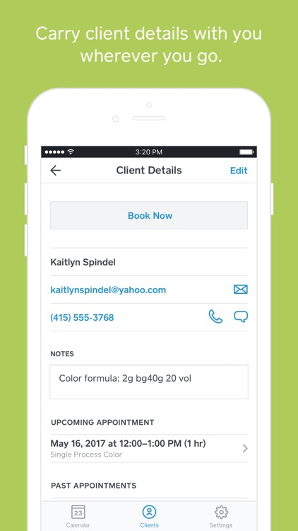Square Appointments - Booking and Scheduling App screenshot-3
