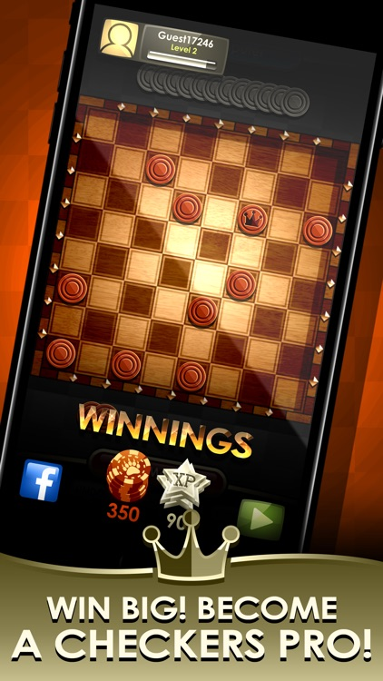 Checkers Royale screenshot-4