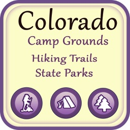 Colorado Camping & Hiking Trails,State Parks
