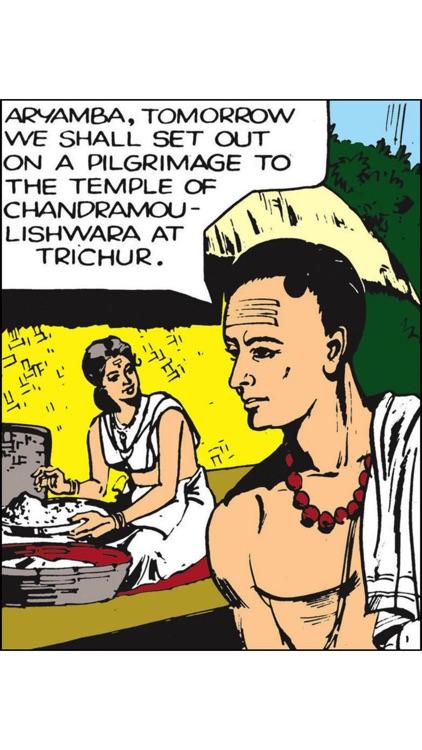 Adi Shankara-  Amar Chitra Katha Comics screenshot-3