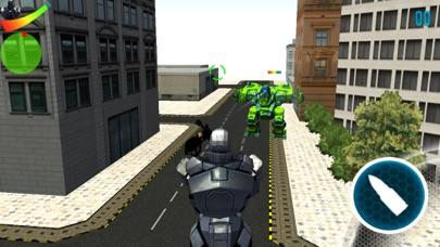 未来のロボット戦争攻撃:最後の戦いのスクリーンショット2