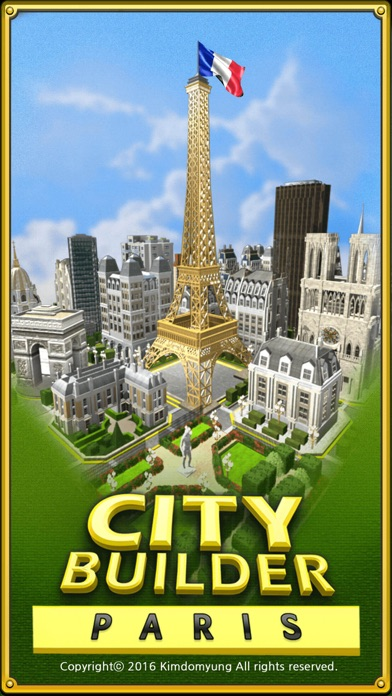 City Builder Paris screenshot 1