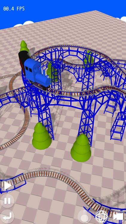 Toy Train 3D screenshot-3
