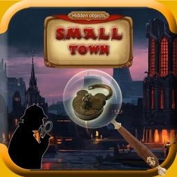 Small Town : Hidden objects Adventure Fun