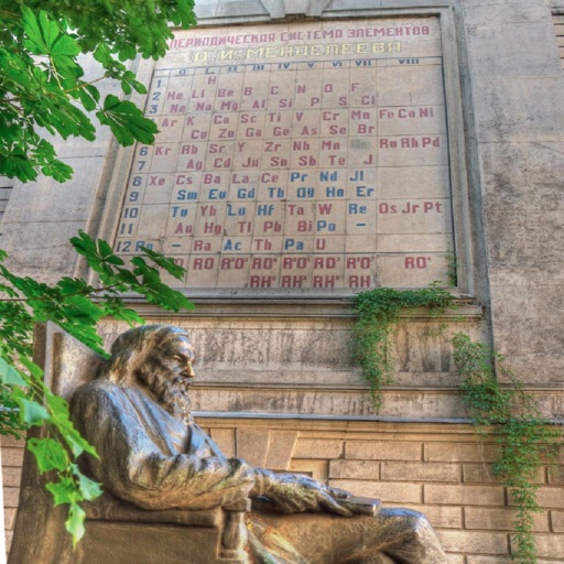 Mendeleev Periodic Table Guide icon