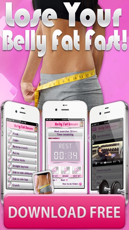 Belly Fat Workout 10 Minute Ab screenshot-4