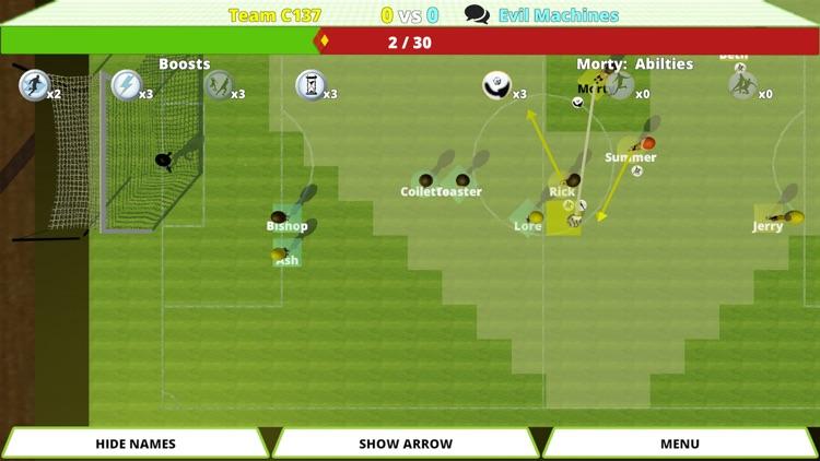 Tabletop Soccer Lite