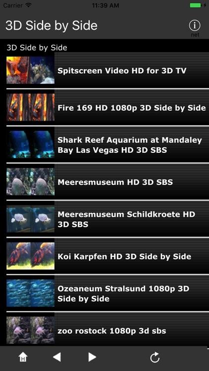 3D Side by Side screenshot-3