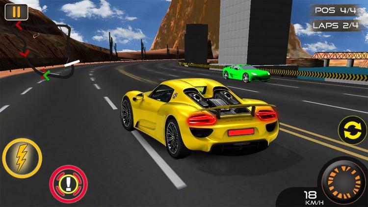 Island Speed Car Racing  - extreme driving screenshot-3