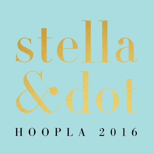 Stella & Dot Hoopla 2016