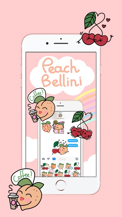 Peach Bellini screenshot-0