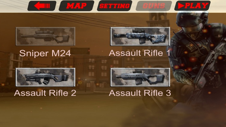 Anti Terrorist Special Commando screenshot-2