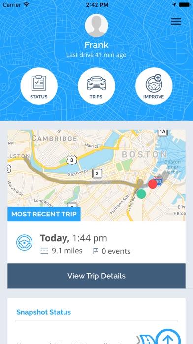 Progressive Snapshot Tips >> Snapshot® Mobile App Data & Review - Finance - Apps Rankings!