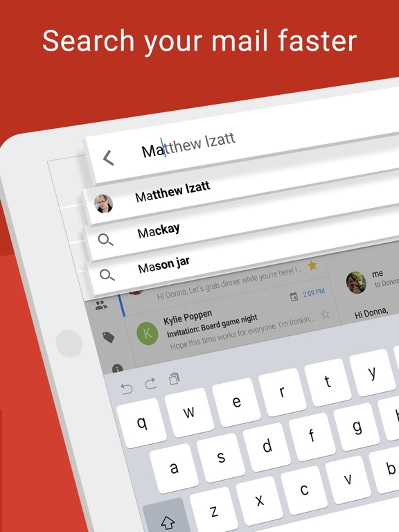 Gmail - Email by Google IPA Cracked for iOS Free Download