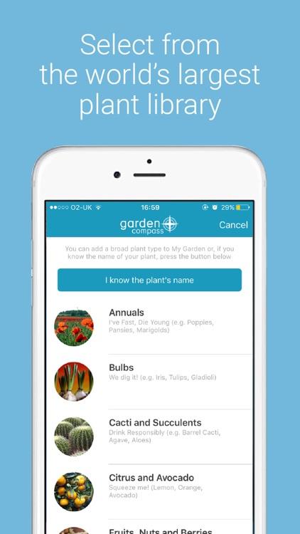 Garden Compass screenshot-3