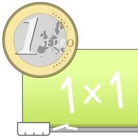 Codes for Rechnen üben mit dem Euro Hack