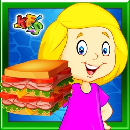 School Cafeteria Cooking Chef – Food Maker