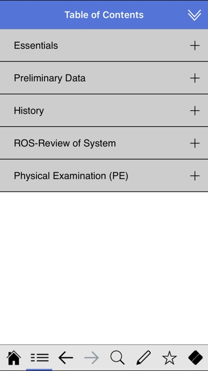 History & Physical Exam pocketcards