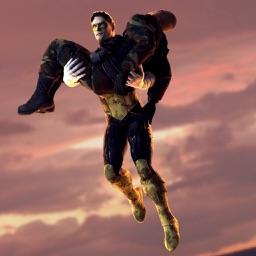 Super Hero Rescue Frontline