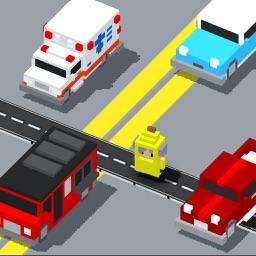 Blocky Traffic Attack