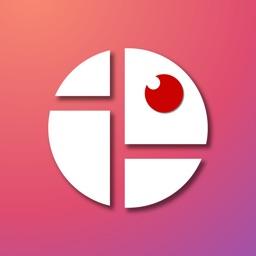 Video Grid - Collage maker, editor for Instagram