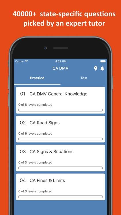 DMV Permit Practice Test 2019