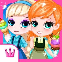 Ice Cream Truck -colorgirl