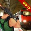 Gangster Train Shooting 2017