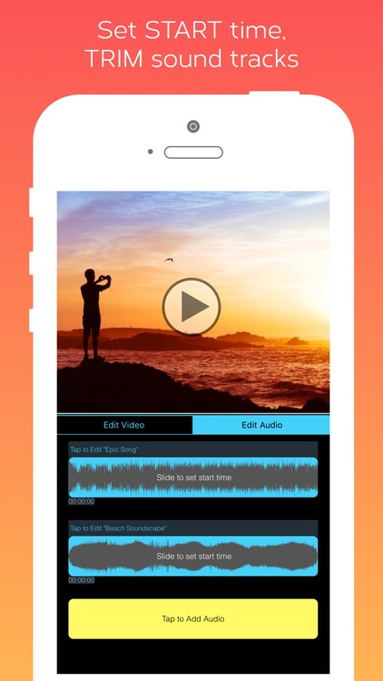 Video Maker with Music: Add Music to Video Editor