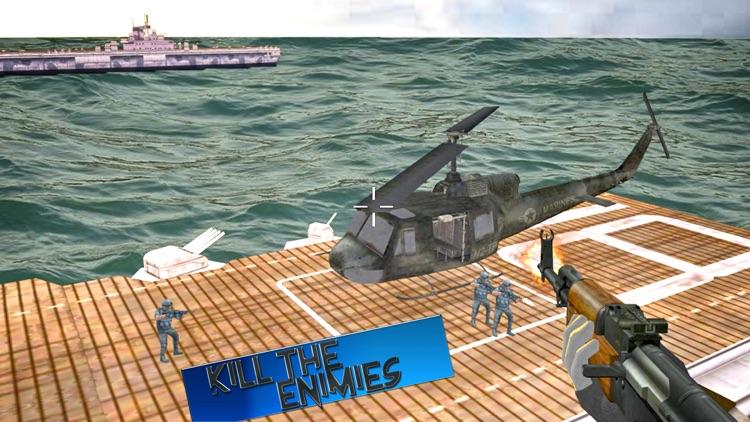 Navy battleship war: Operation black Ops