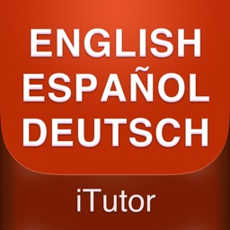 Basic words and phrases in English Spanish German