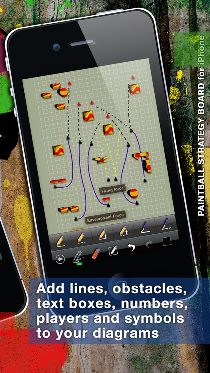 PaintBall Tactical Combat Playbook screenshot-1