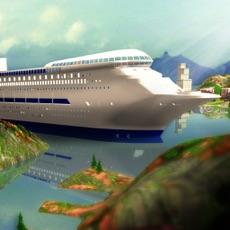 Activities of Tourist Transport Ship - Cruise Boat Simulator