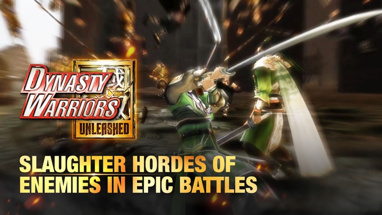 Dynasty Warriors: Unleashed screenshot-0