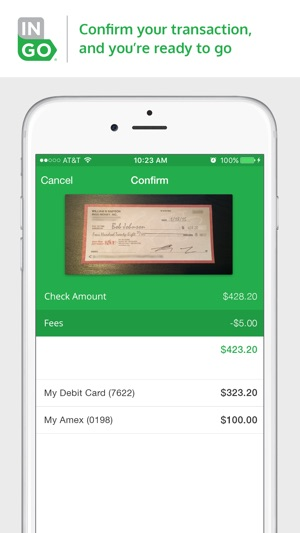iphone screenshots - Cash App For Prepaid Cards