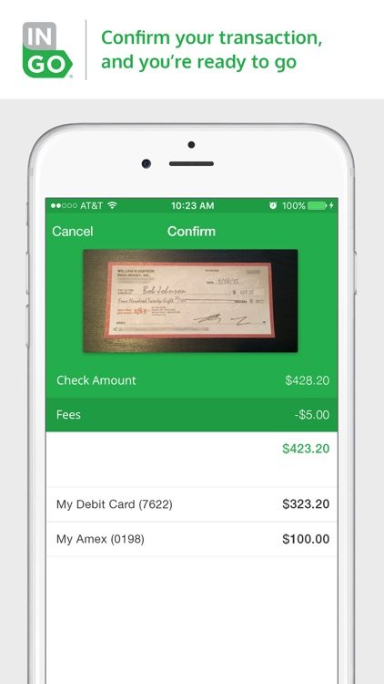 Ingo Money – Cash Checks Fast screenshot-4