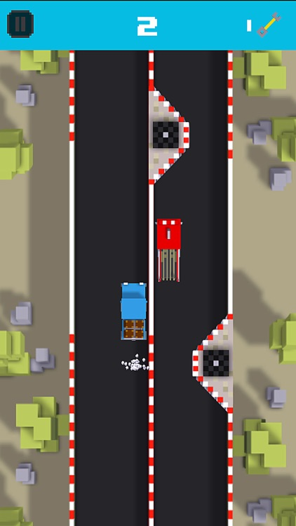 2 Lane Racers screenshot-3