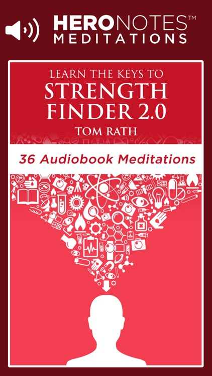 StrengthsFinder 2.0: Tom Rath Meditation Audiobook