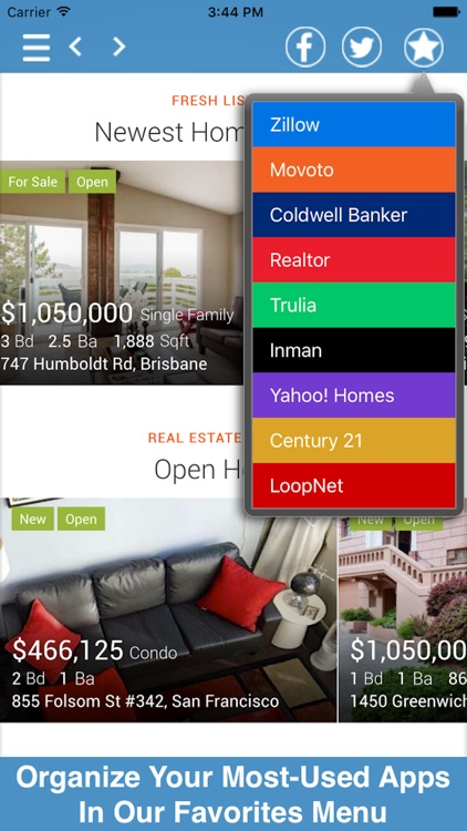 Real Estate All In One Pro - Buy, Search & More!