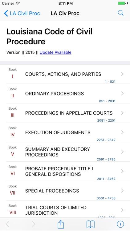 Louisiana Code of Civil Procedure (LawStack Ser.)
