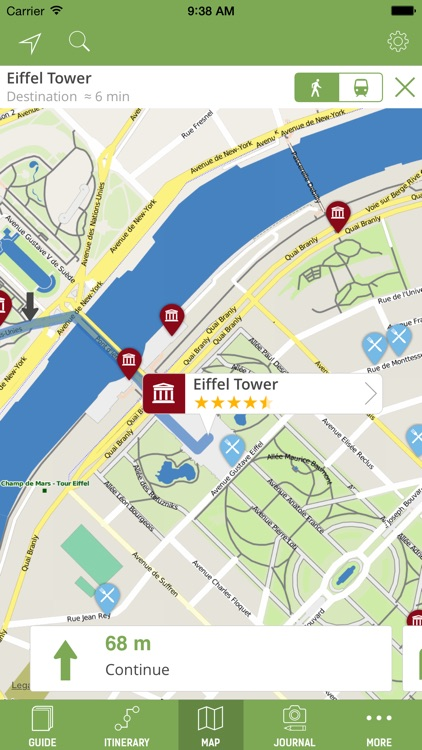 Paris Travel Guide (with Offline Maps) - mTrip
