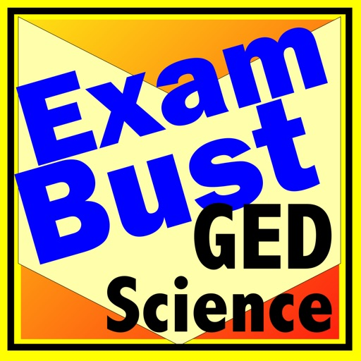 GED Science Prep Flashcards Exambusters
