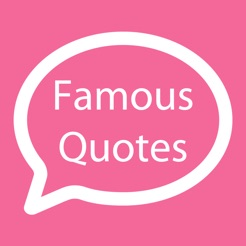 Famous Quote Of The Day Glamorous Famous Quotes  Quote Of The Day On The App Store