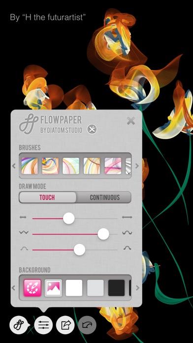 【绘画创作】Flowpaper 流线