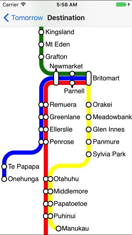 Auckland Trains