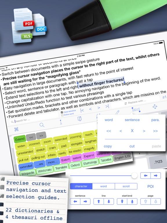 Screenshot #5 for Textkraft Professional