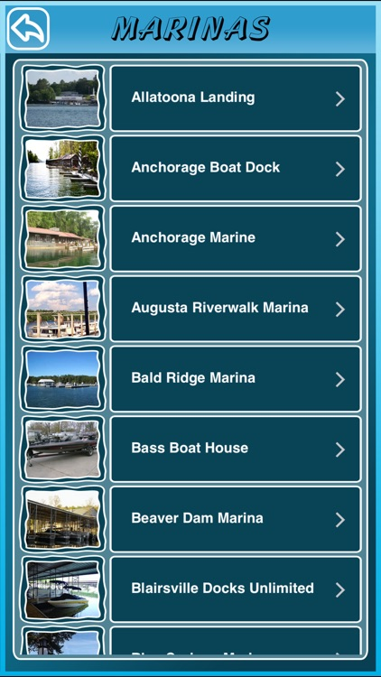Georgia State Marinas screenshot-2
