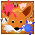 Kid Animals Ninja - spiele ninja ritter auf himmel icon